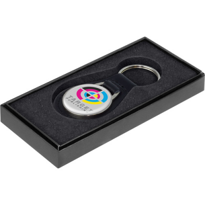 Image of Emperor Circle Keyring with Box