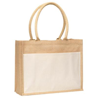 Image of Upchurch Jute Tote Bag