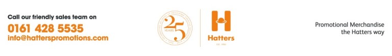 Hatters Promotional Merchandise